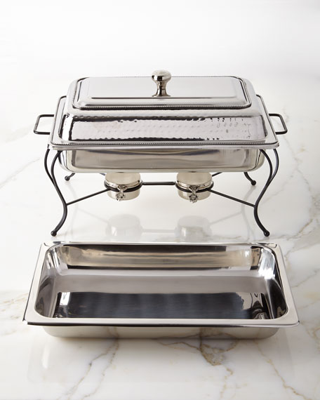 Star Home Designs Rectangular Chafing Dishes