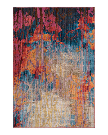 Safavieh Cora Power Loomed Rug, 4' x 6'