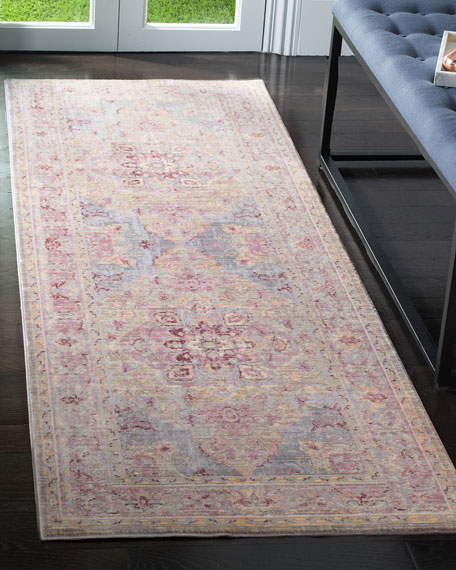 Safavieh Baines Power-Loomed Runner, 2'6