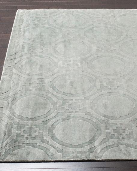 Magee Hand-Loomed Rug, 8' x 10'