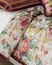 Anna Maria Floral Queen Duvet Cover