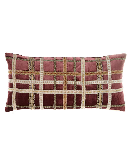 Sweet Dreams Anna Maria Oblong Pillow