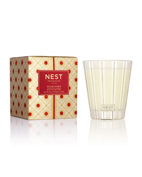 Nest Fragrances Sugar Cookie Classic Scented Candle, 8.0
