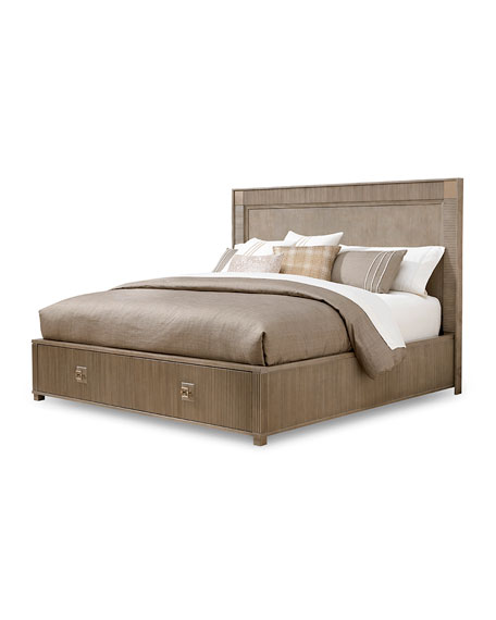 Ellisa King Storage Bed