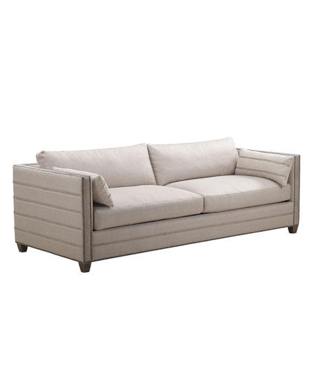 Everett Tone-on-Tone Sofa