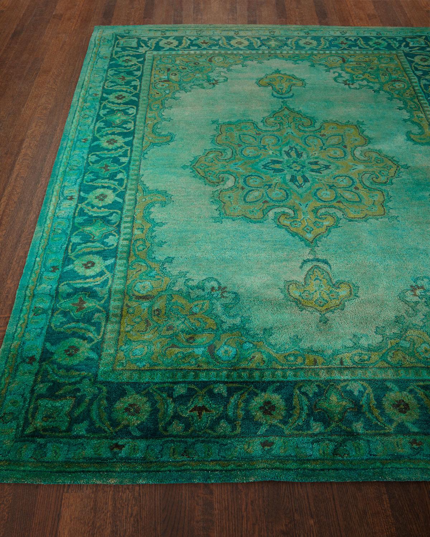 Lotus Hand Tufted Wool Rug
