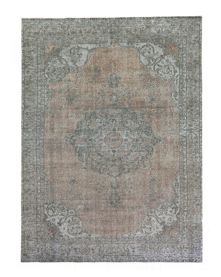 Dunia Power Loomed Rug, 6' x 9'