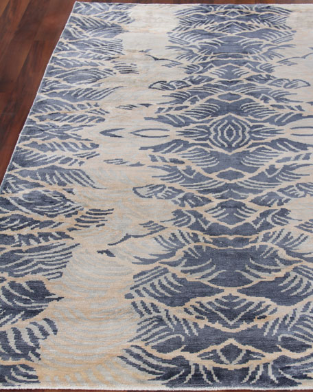 Exquisite Rugs Lannay Hand-Loomed Rug, 9' x 12'