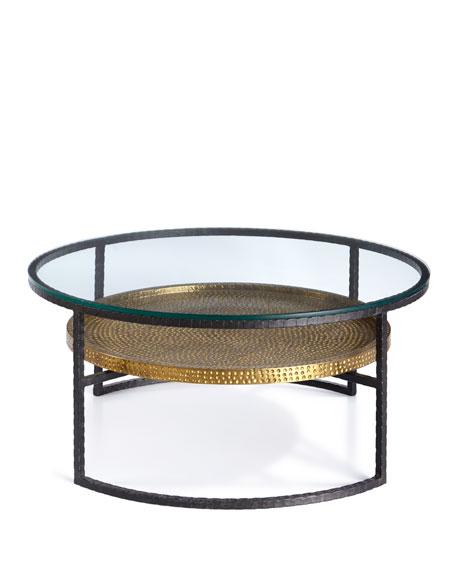 Granger Metal Coffee Table