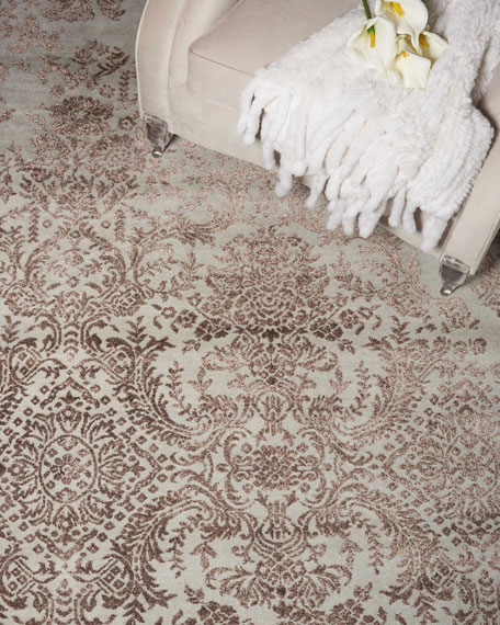 Kathleen Marie New York Jane Rug, 8'1