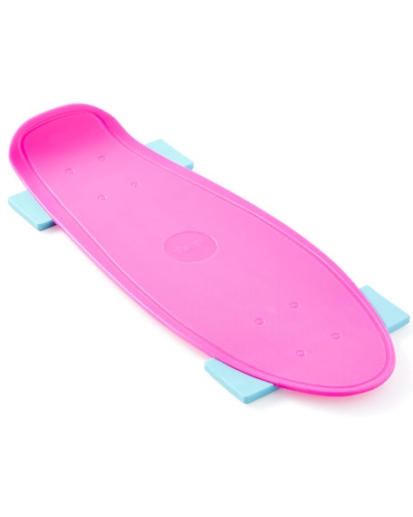 Skate Cutting Board, Pink