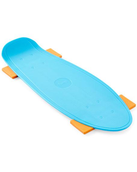 DOIY Skate Cutting Board, Blue