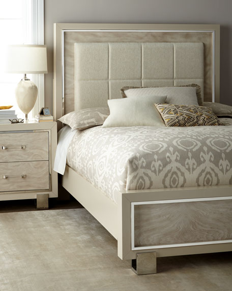 Deanna King Upholstered Bed