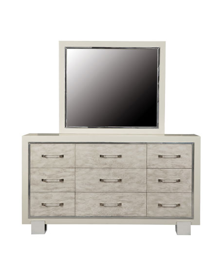 Deanna Nine-Drawer Dresser