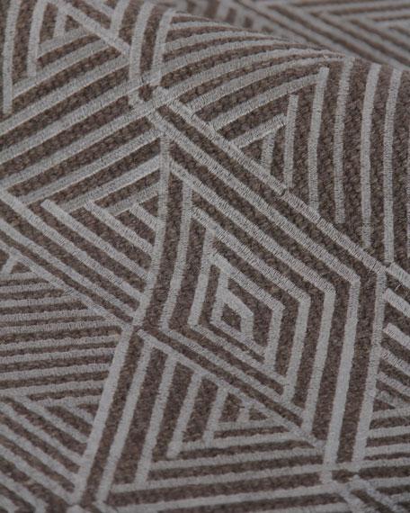 "Alliser Flat-Weave Rug, 9'6"" x 13'6"""