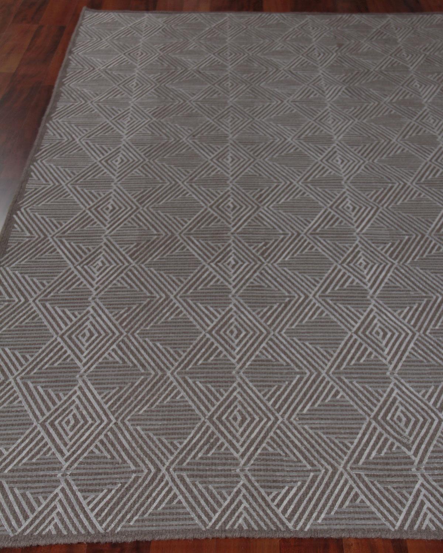 Alliser flat weave rug