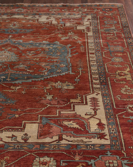 Exquisite Rugs Drogo Hand-Knotted Rug & Matching Items