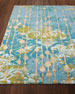 "Butterfly Dream Hand-Knotted Rug, 2'3"" x 8'"