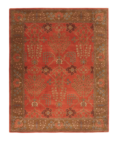 Aralyn Hand-Tufted Rug, 9' x 12'