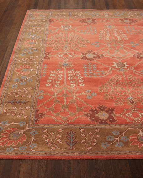 Aralyn Hand-Tufted Rug, 8' x 10' and Matching