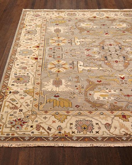 Placidio Soumak Weave Rug, 8' x 10'