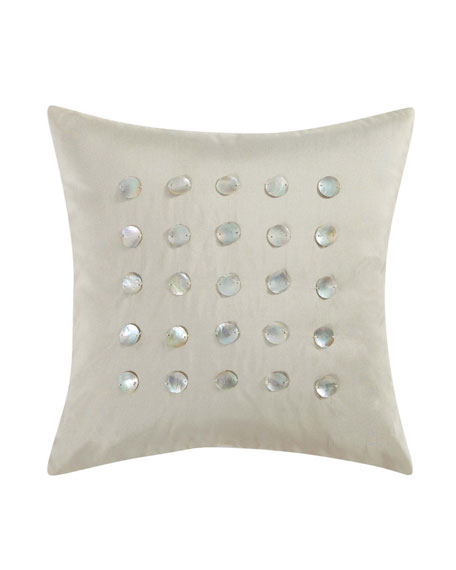 Bellissimo Large Square Decorative Pillow
