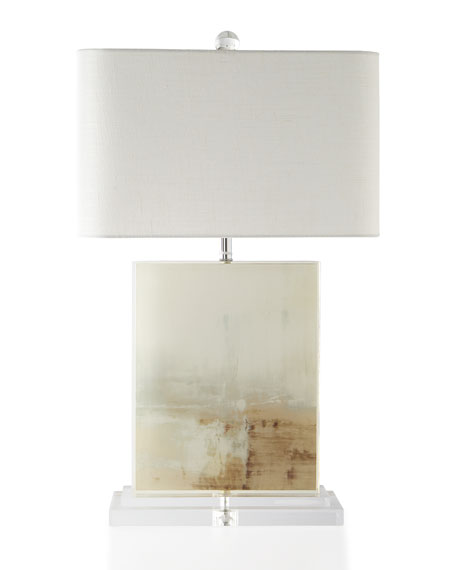 John-Richard Collection Dune Table Lamp