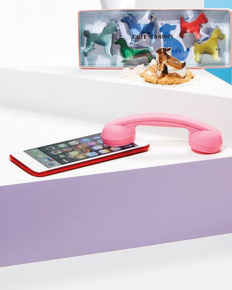 Mini Phone Headset, Pink