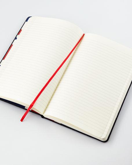Rolling Stones Denim Notebook