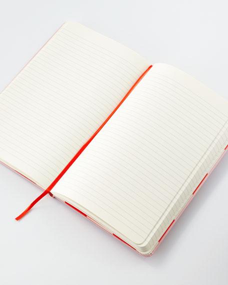 Rolling Stones Silk Notebook