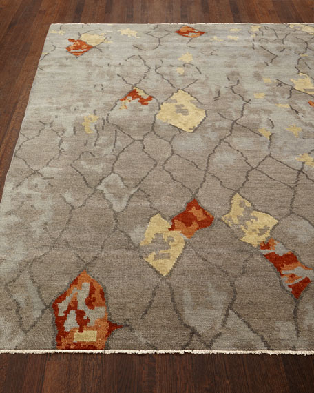 Abda Hand-Knotted Rug & Matching Items