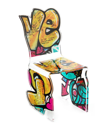 Acrila Love Miniature Chair