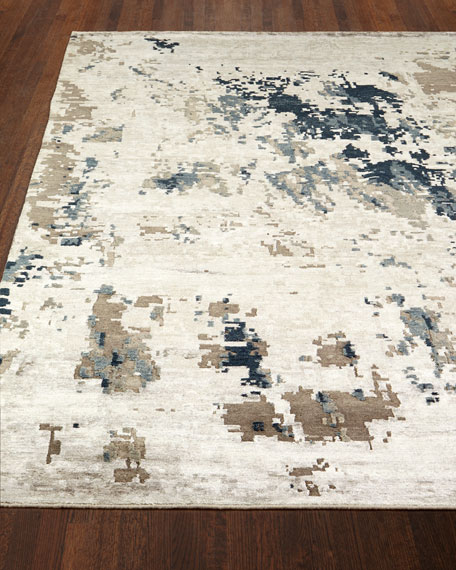 Ursula Hand Knotted Rug, 10' x 14'