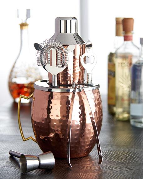Wyatt Wine Bottle Coaster