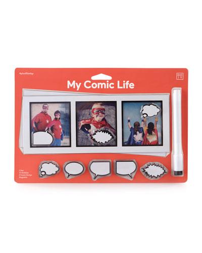 My Comic Life Magnets