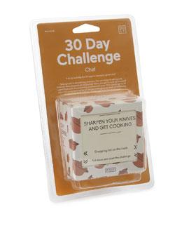30-Day Chef Challenge