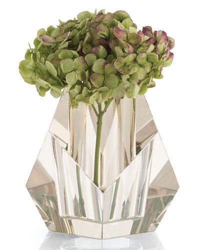 Gemma Crystal Vase