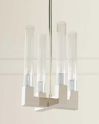 Light Thrust Small Chandelier