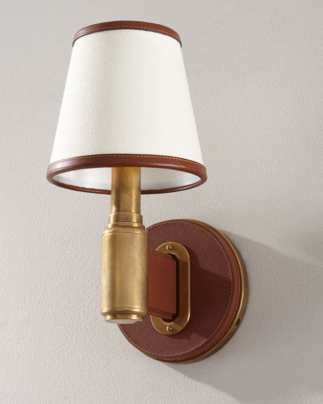 Ralph Lauren Riley Single Sconce