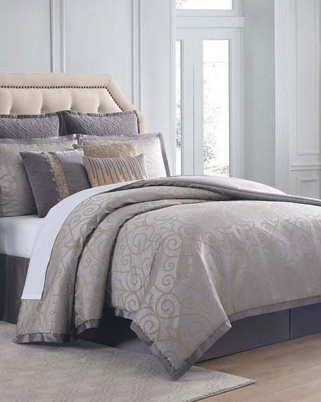 Carlisle Queen Comforter Set
