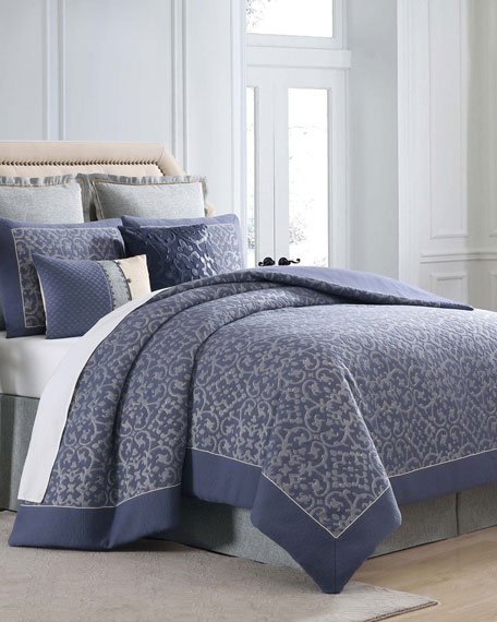 Charisma Villa California King Comforter Set and Matching