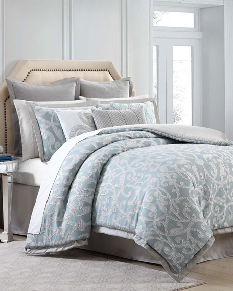 cal king duvet cover Charisma Legacy California King Duvet Set | Neiman Marcus cal king duvet cover