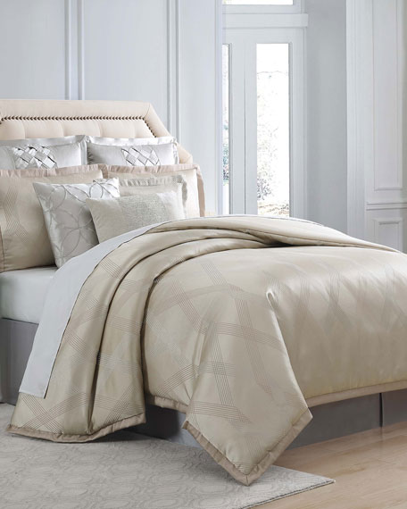 Tribeca Queen Comforter Set