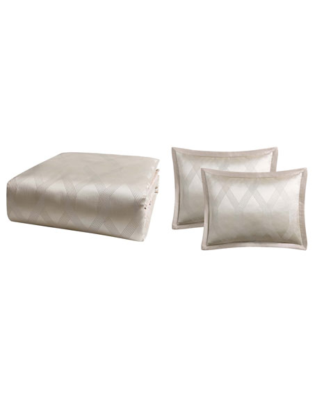 Tribeca Queen Duvet Set