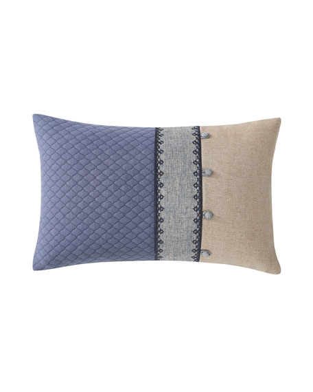 "Villa Decorative Pillow, 14"" x 22"""