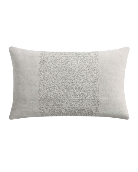 "Tribeca Decorative Pillow, 14"" x 20"""