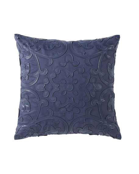 Villa Square Decorative Pillow
