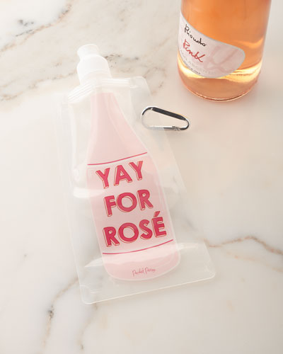 Yay For Rosé Hydration Pouch
