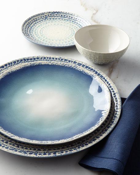 Grestel Sintra 16-Piece Dinnerware Service, Blue