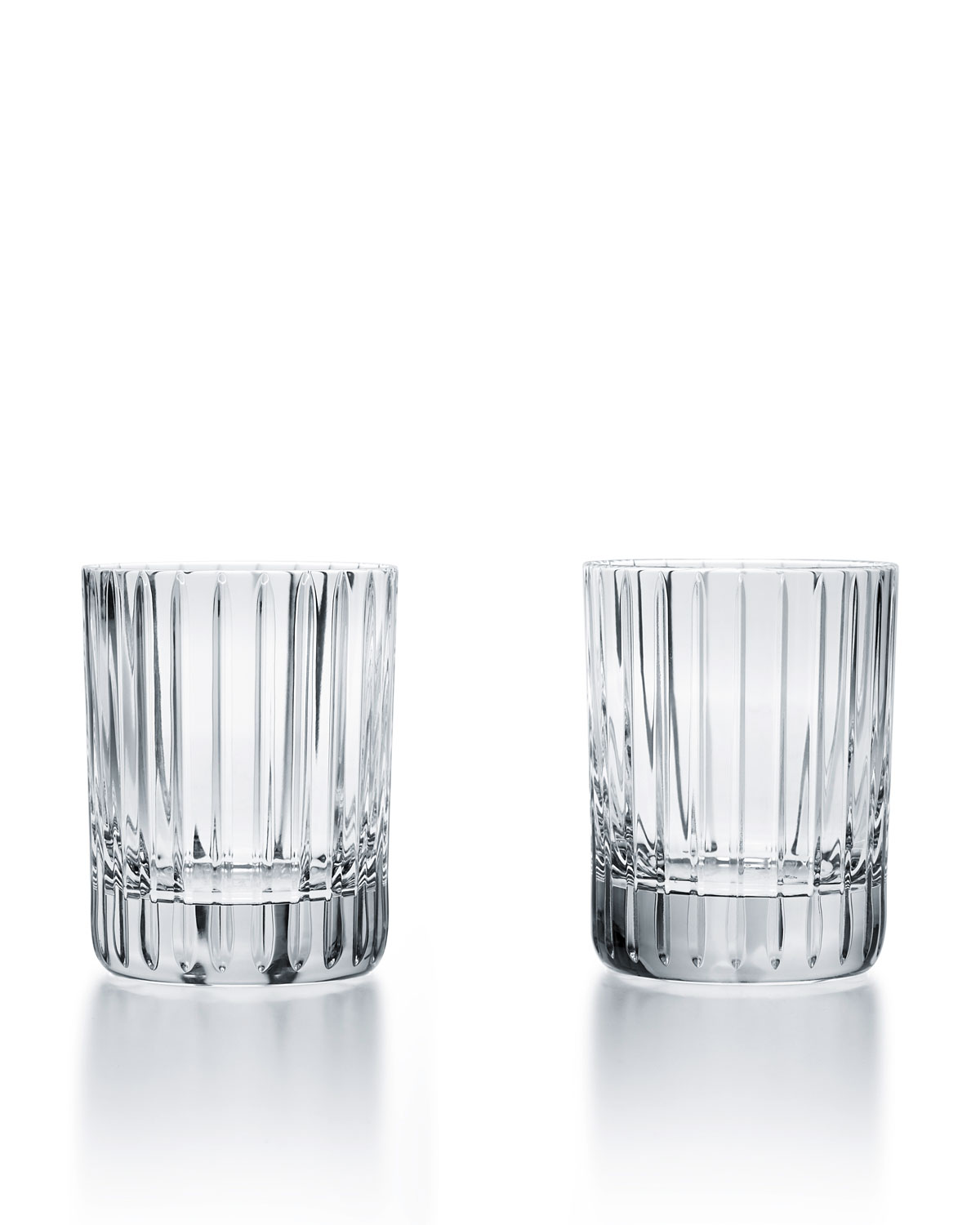a26d8686a78f Baccarat Harmonie Crystal Triple Old-Fashioned Glasses